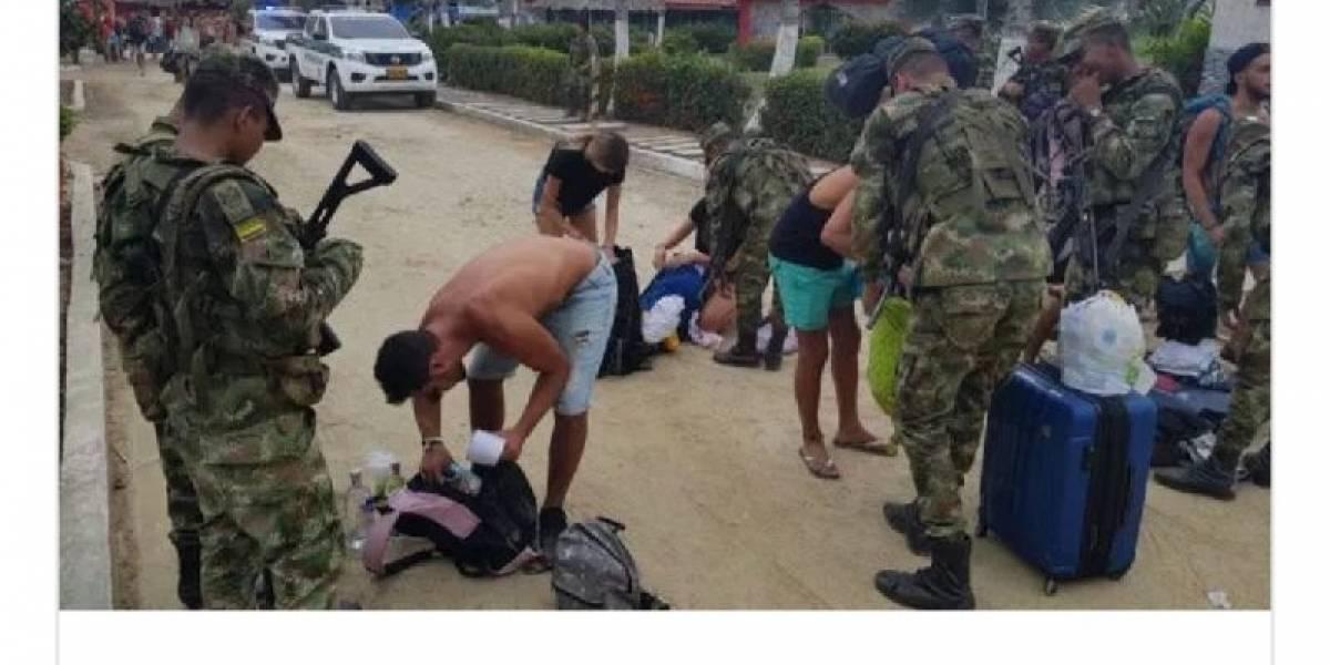 Circulan fotos sexuales de mujer policia