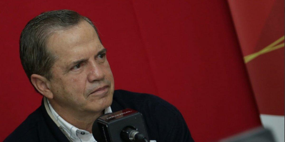 """Ricardo Patiño: """"No podemos tolerar que este gobierno, busque justificar su incompetencia endosando la culpa a su antecesor"""""""