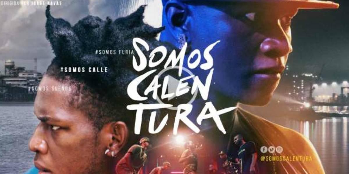 Somos calentura, la cinta colombiana que destaca el talento de Buenaventura