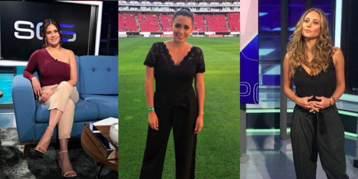 Federación Mexicana de Futbol pide respeto a mujeres periodistas