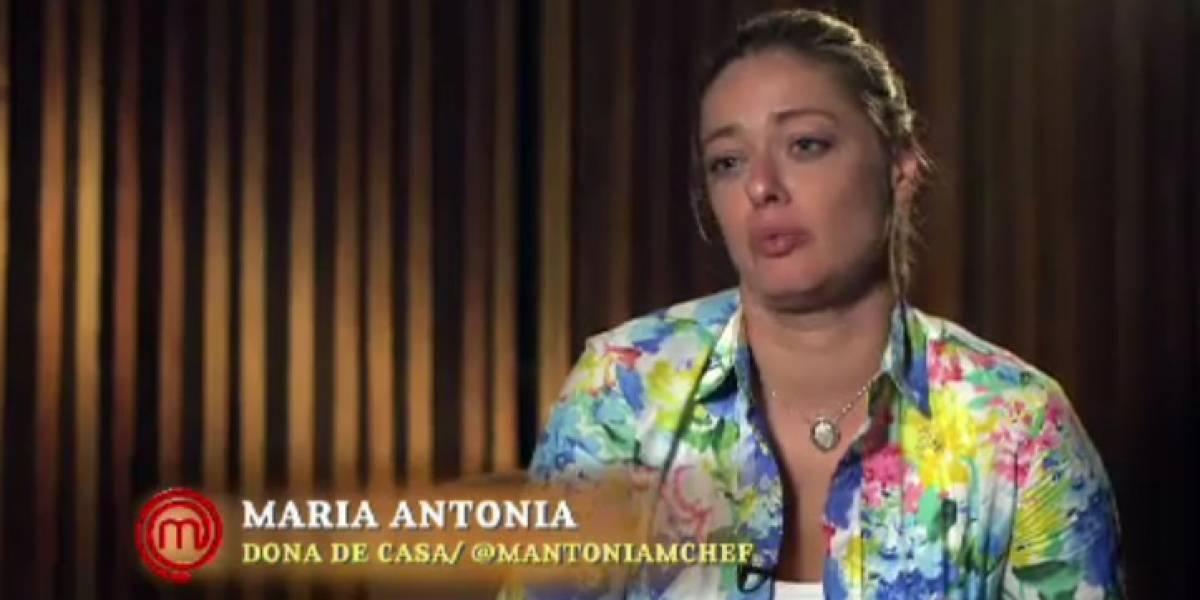 MasterChef: Foi uma escolha estratégica, diz Maria Antonia de Aristeu