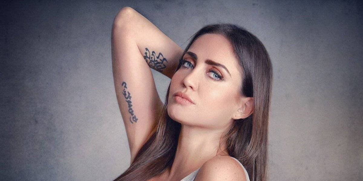 FOTO. Celia Lora se desnuda en Twitter tras la caída de Facebook e Instagram