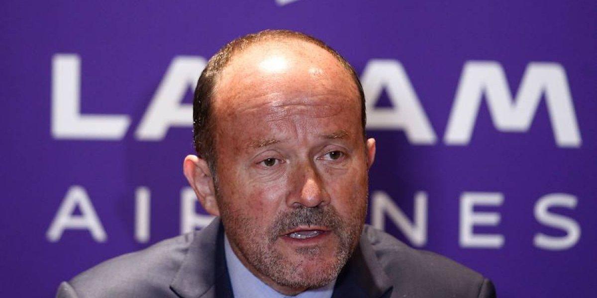 Presidente de Latam afirma que huelga ha generado pérdidas de entre 1 y 1,5 millones de dólares diarios