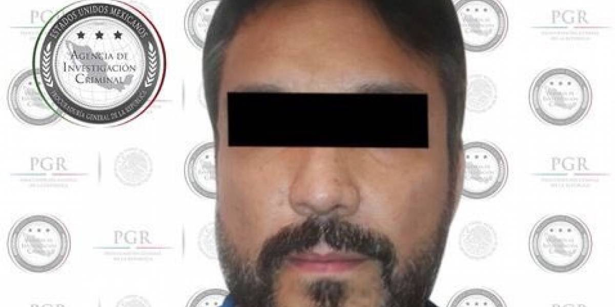 """Detienen en la CDMX a presunto operador de """"Los Beltrán Leyva"""""""