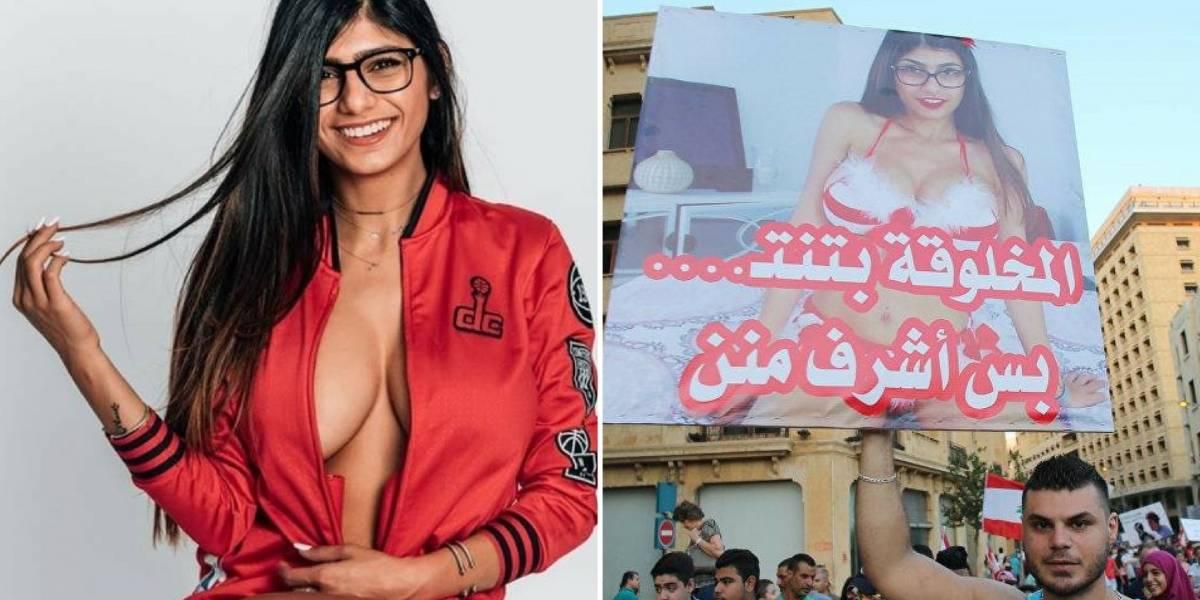 A razão pela qual o Estado Islâmico ameaçou decapitar Mia Khalifa