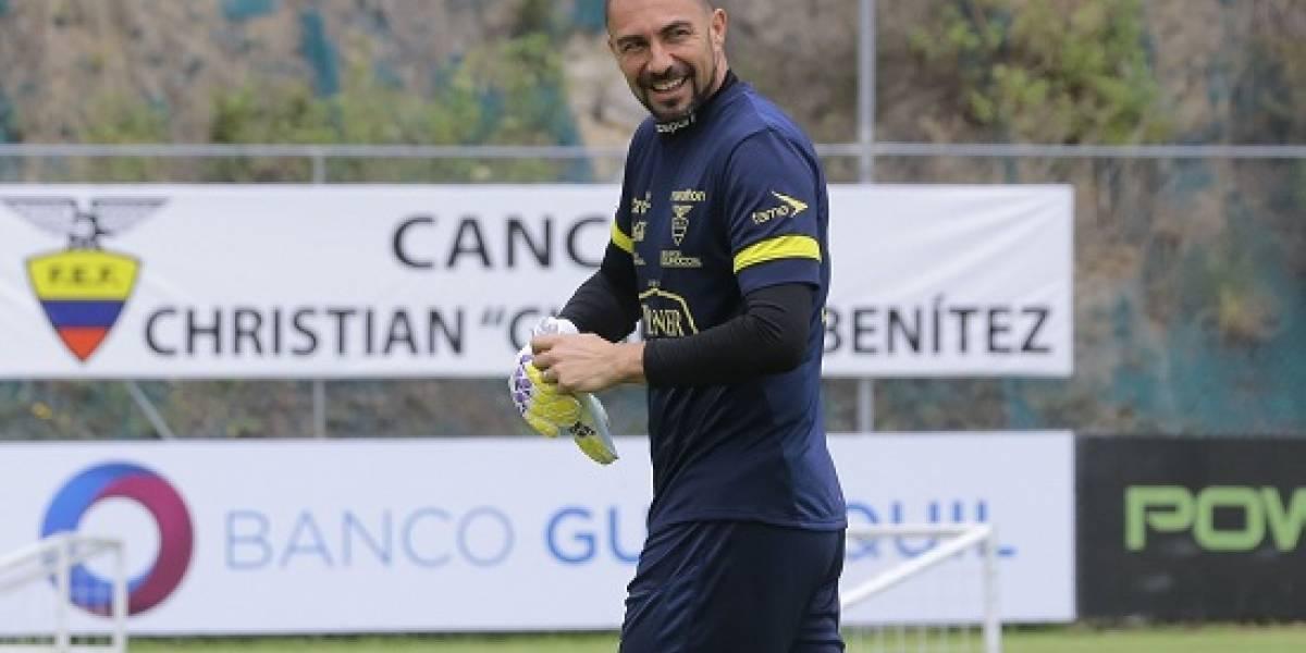 Esteban Dreer habló de su error que provocó el empate de Liga de Quito