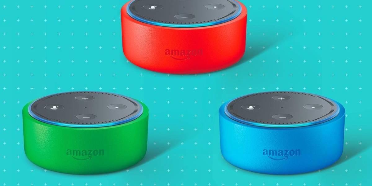 """Amazon Echo quiere que los niños les pidan las cosas """"por favor"""""""