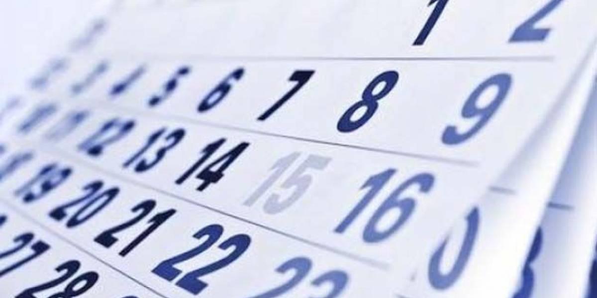 El Día del Trabajo se celebrará con cuatro días de feriado