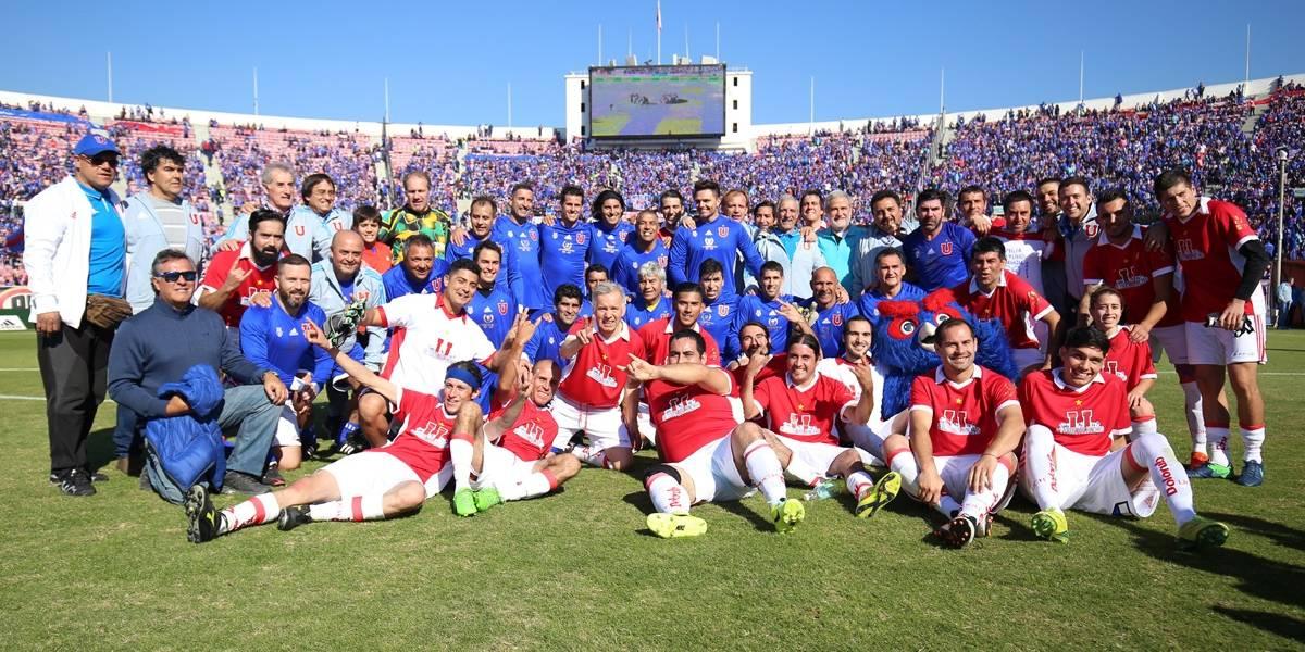 #YoJuegoPorLaU: se viene el nuevo enfrentamiento entre históricos e hinchas azules