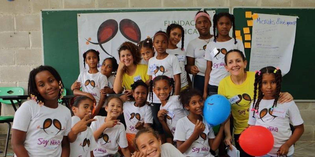 Fundación Tropicalia inicia la recaudación para Soy niña, soy importante