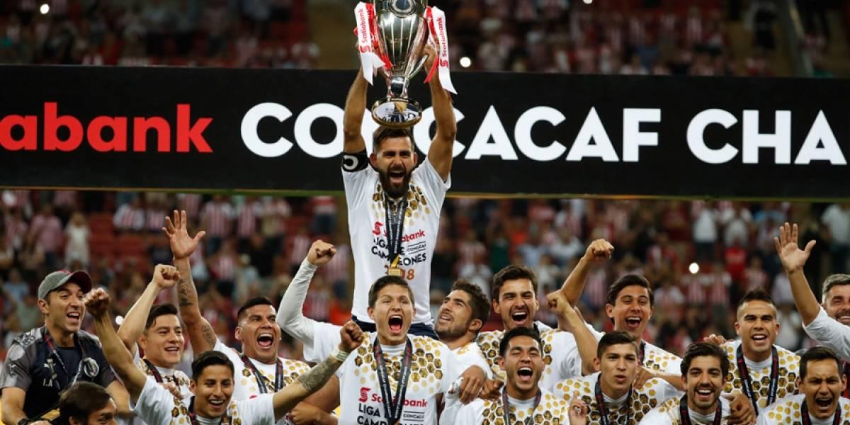 VIDEO. Chivas campeón de la Concachampions y clasifica al Mundial de Clubes