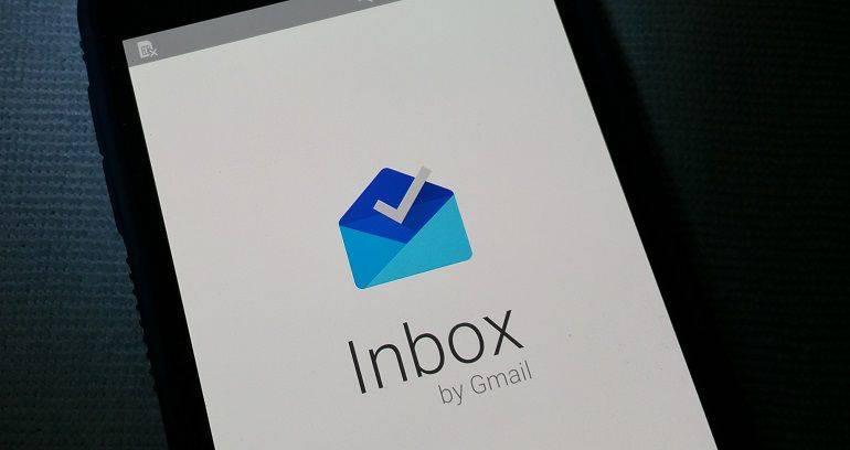 Inbox de Gmail al fin será compatible con el iPhone X