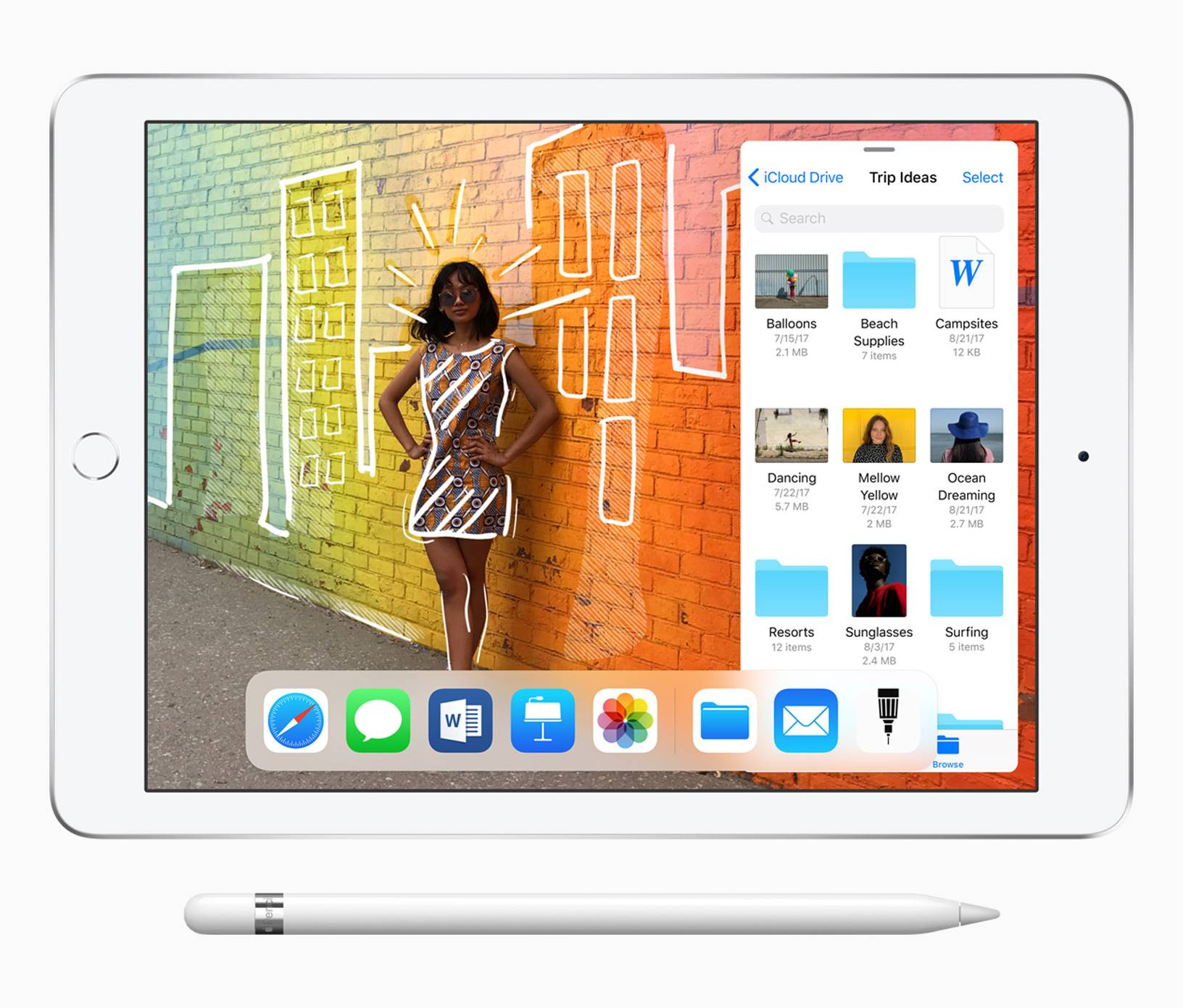 El nuevo iPad de 9.7 pulgadas