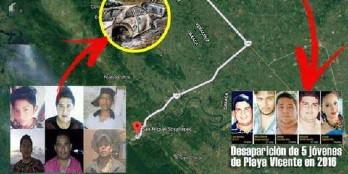 Así desaparecieron los seis jóvenes tlaxcaltecas en Tierra Blanca