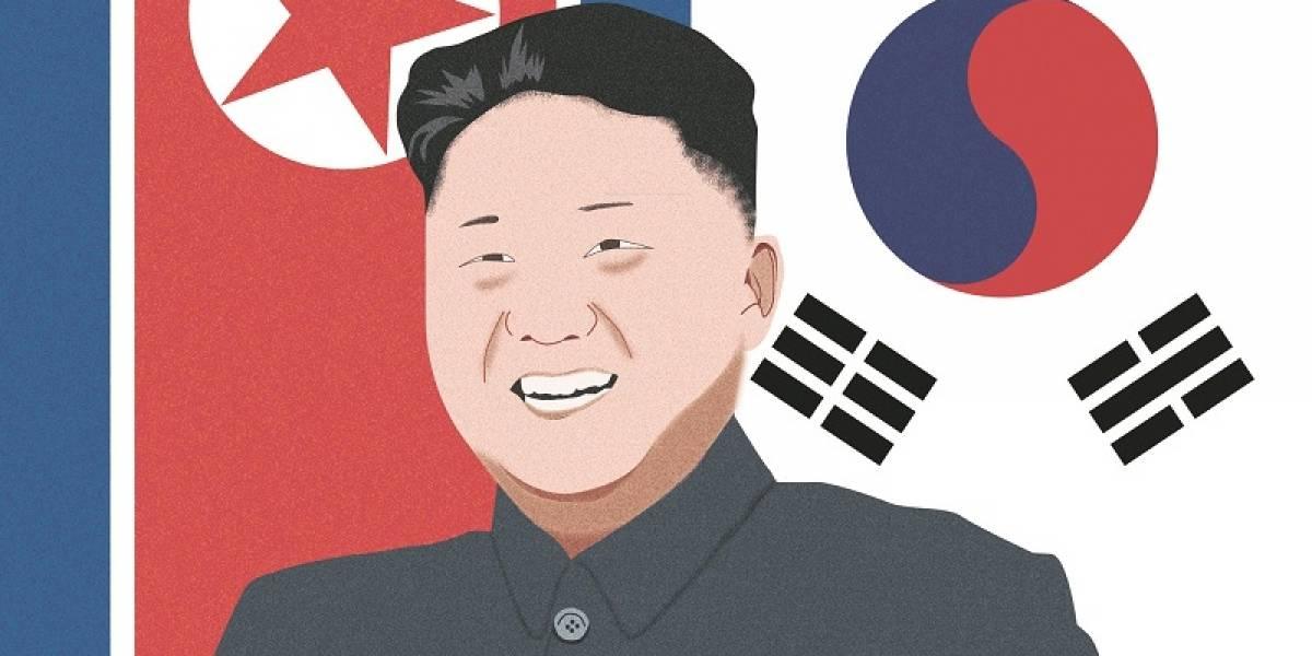 """¿Nos cambiaron a Kim? De fanático del """"botón rojo"""" a """"postulante de premio Nobel de la Paz"""""""