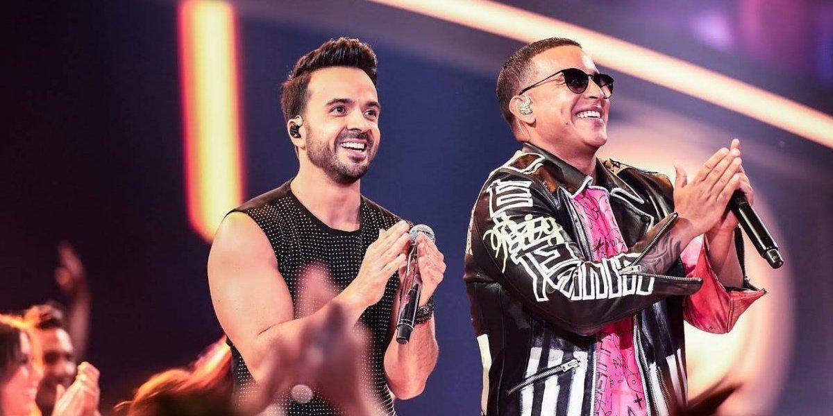 """""""Despacito"""" se corona como la favorita de los premios Billboard de la Música Latina"""