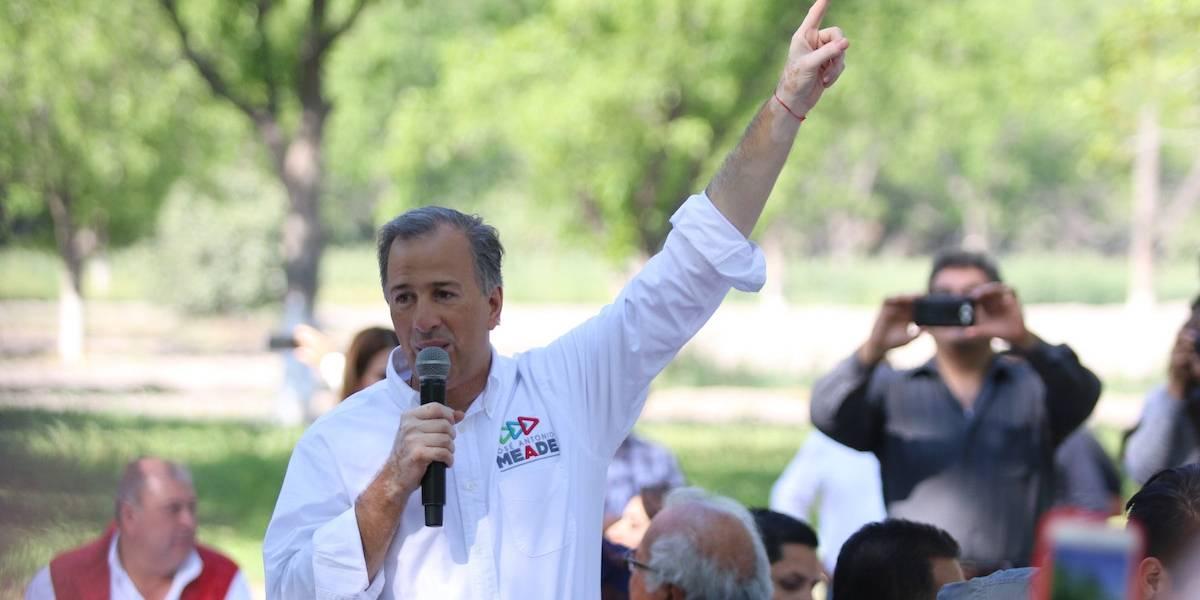 A mi juicio, sí hay que tenerle miedo a López Obrador: Meade