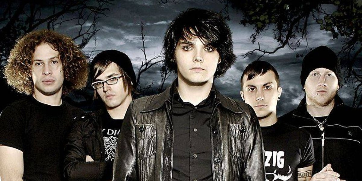 Luce irreconocible vocalista de My Chemical Romance