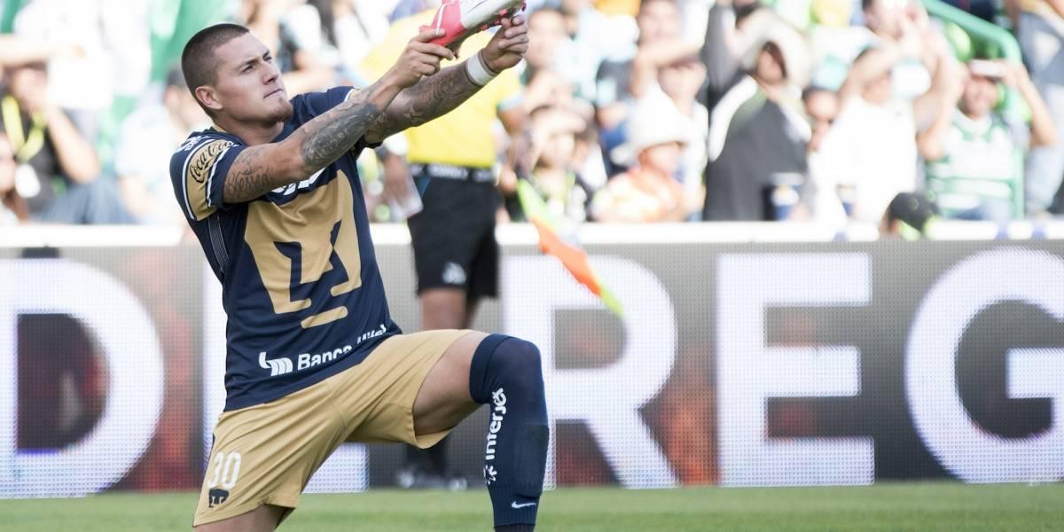 'Nico' Castillo 'ya destapó' sus ganas de jugar con el América
