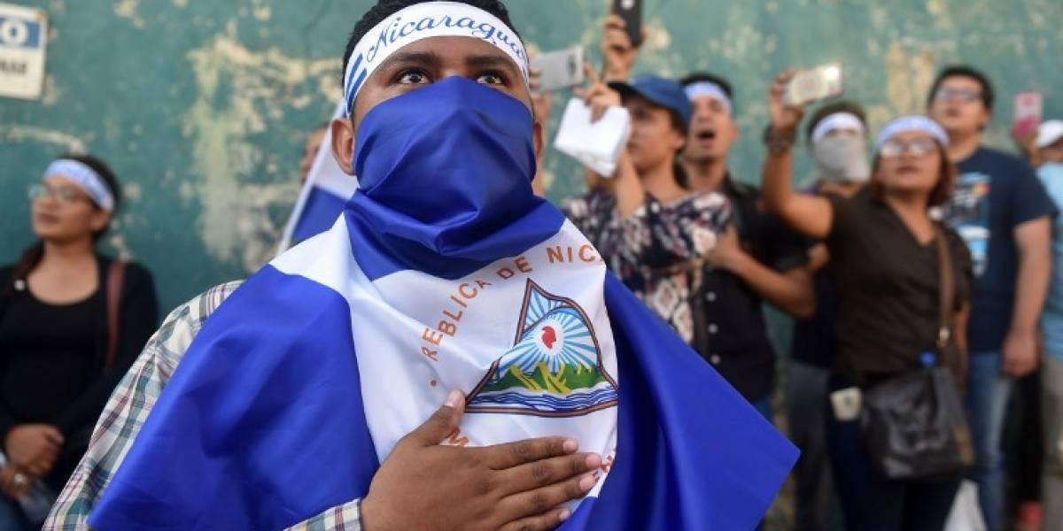 FOTOS. Nicaragüenses vuelven a las calles para exigir justicia