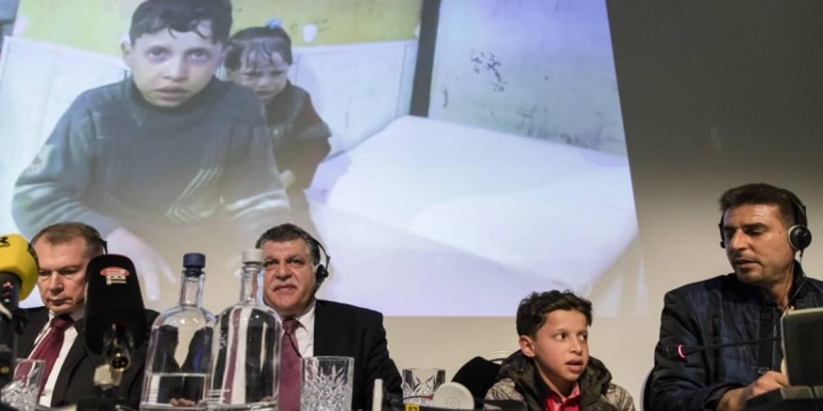 OPAQ escucha testimonios sobre el supuesto ataque químico en Siria
