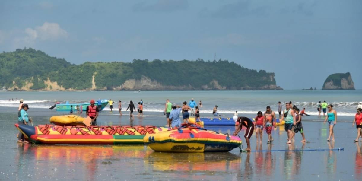 Esmeraldas y Manabí esperan a los turistas por feriado del 1 de Mayo