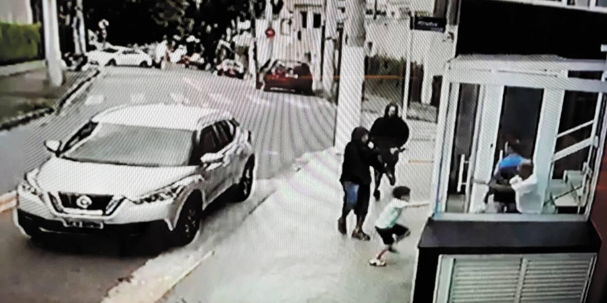 Polícia busca por 'Gangue  do Uno' em Santo André