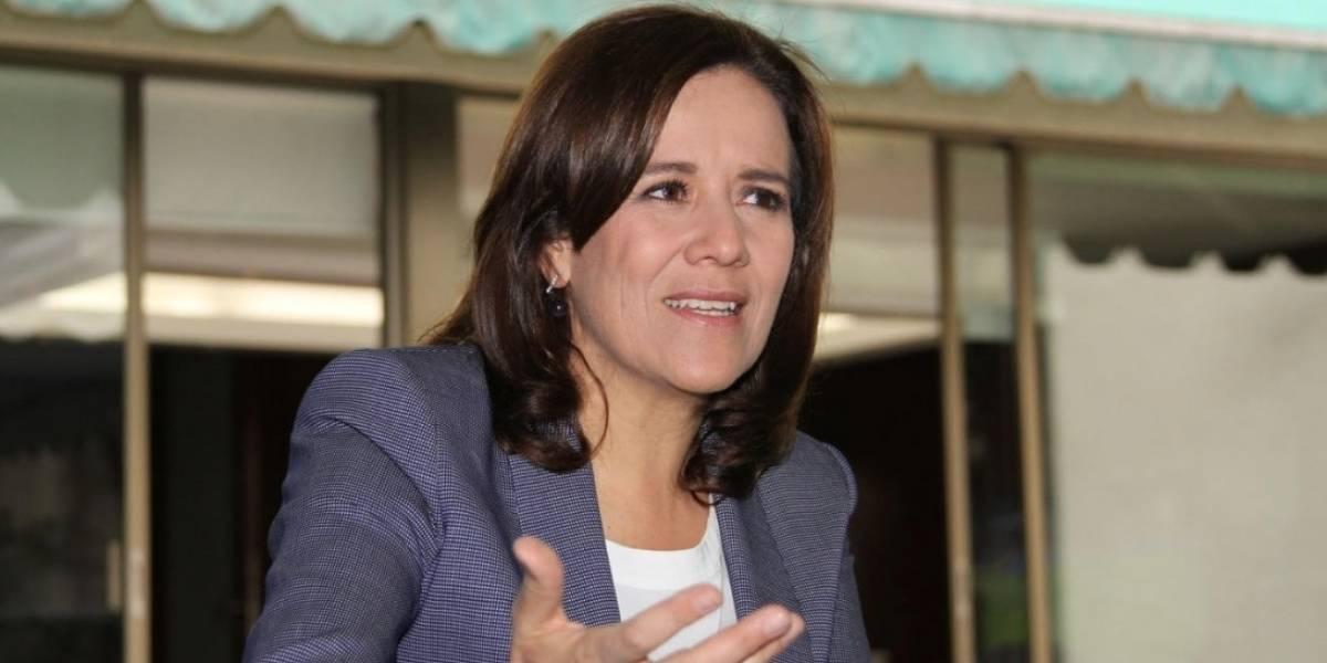 Sé perder y sé ganar: Margarita Zavala