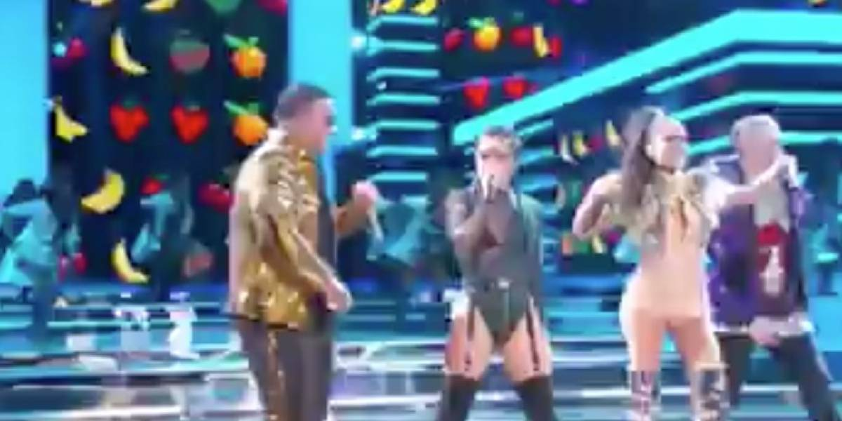 Daddy Yankee estrena el remix de Dura con Bad Bunny