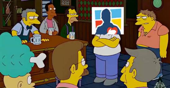 ¿Quién hizo esta genialidad? Se preguntan quienes ven el video de Los Simpson sobre el Centro Democrático