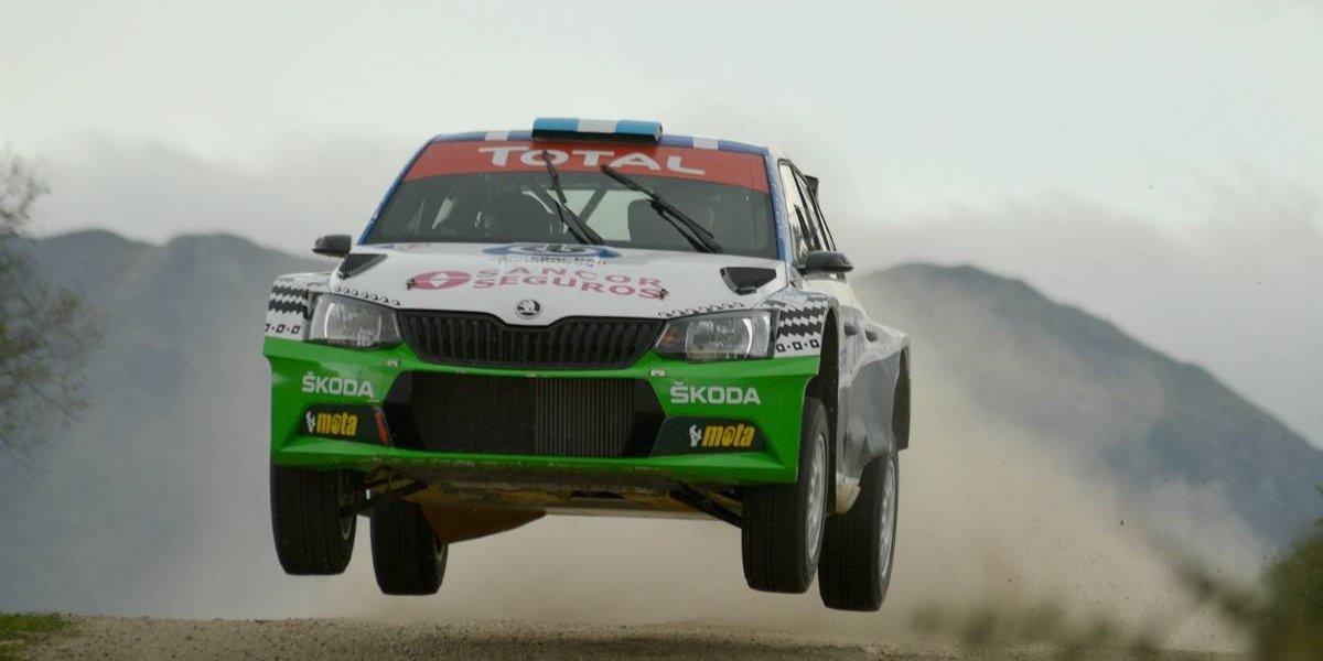 El Rally de Argentina tendrá triple presencia chilena