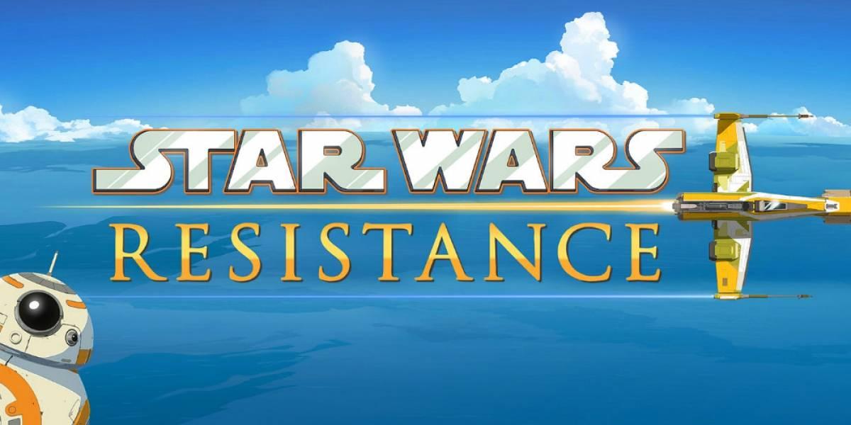 Disney anuncia lançamento de animação 'Star Wars Resistance' para televisão