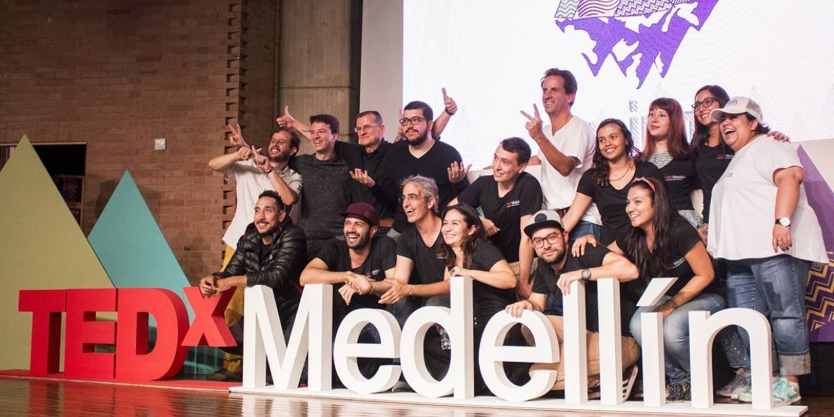Regresa el TEDxMedellín, la plataforma que permite inspirarse para cumplir los sueños