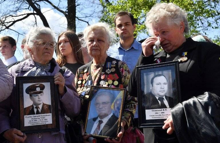 Conmemoran el 32 aniversario de Chernóbil
