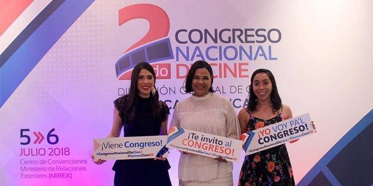 Anuncian II Congreso Nacional de Cine se celebrará 5 y 6 de julio