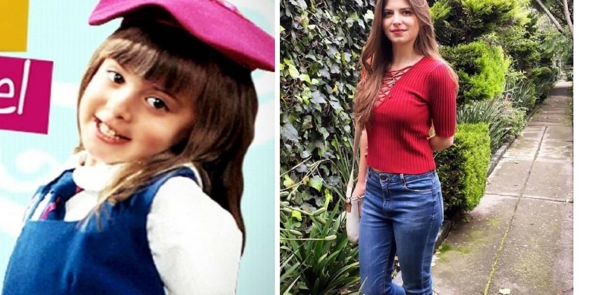 Niña de telenovela infantil 'Carita de ángel' debuta como cantante