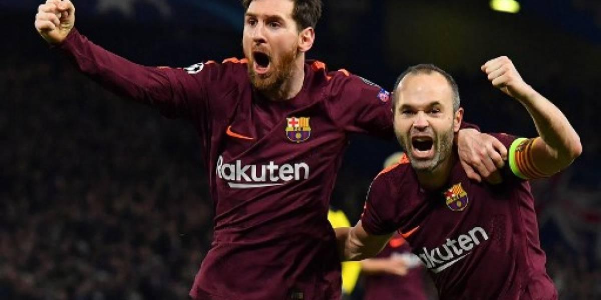 ¡Pone fin a las especulaciones! Entre lágrimas, Andrés Iniesta confirma que deja el Barcelona