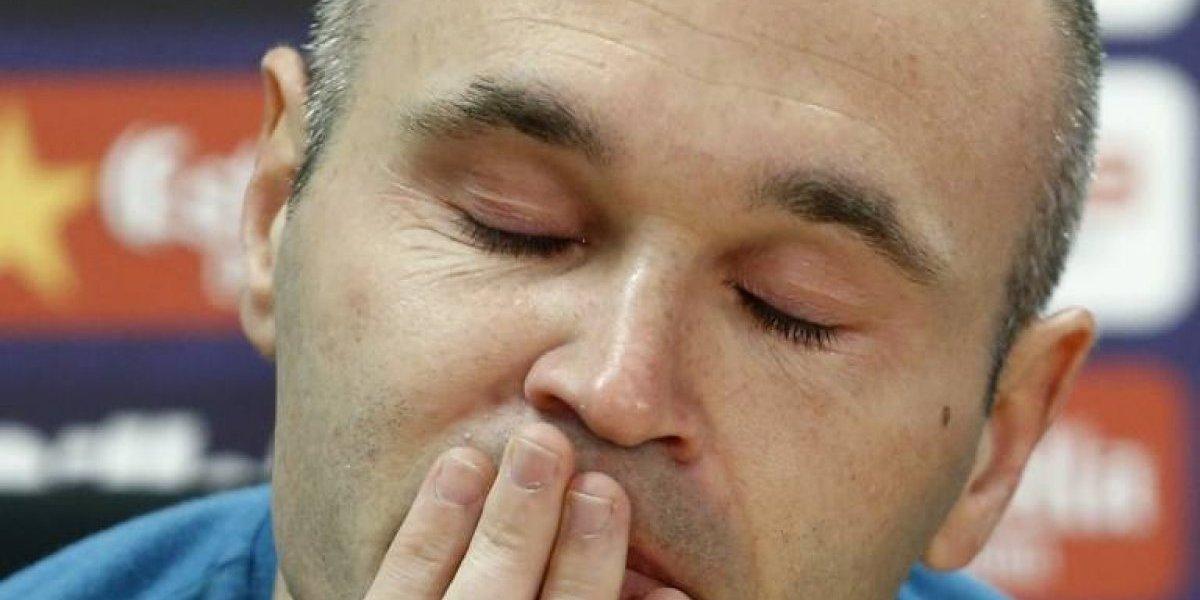 Messi le dice adiós a Iniesta con una publicación que te hará suspirar