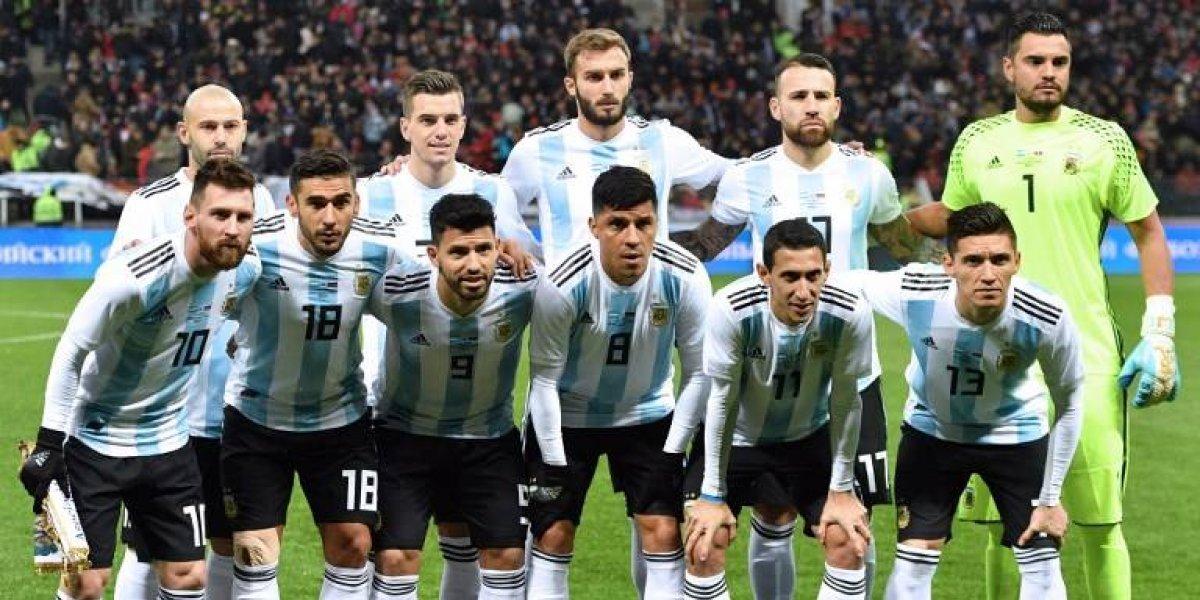 Números que usarán los jugadores de Argentina en el Mundial