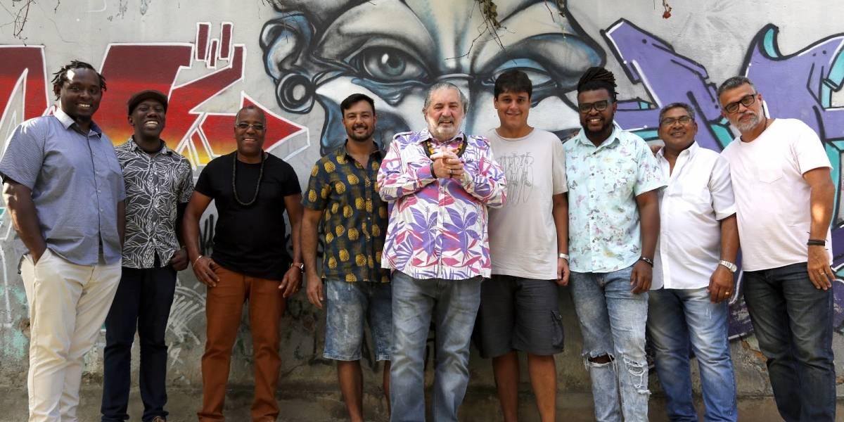 Moacyr Luz & Samba do Trabalhador vão se apresentar de graça em São Paulo