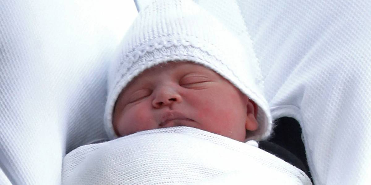 Louis Arthur Charles: as histórias por trás do nome do novo bebê de Kate Middleton e do príncipe William