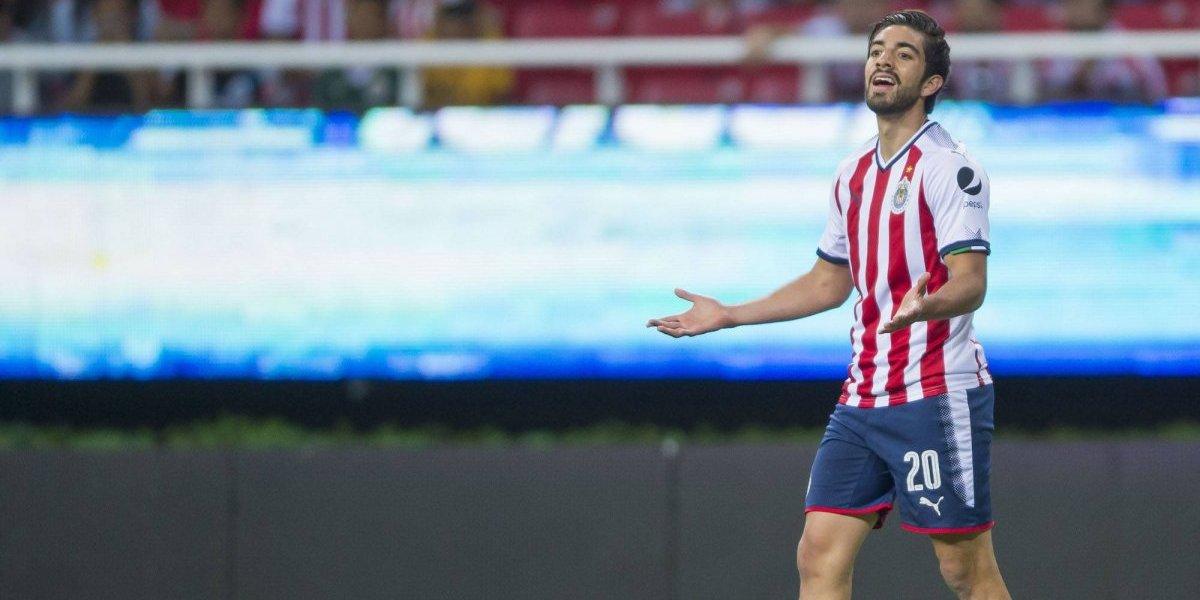 Femexfut abrirá investigación contra Rodolfo Pizarro