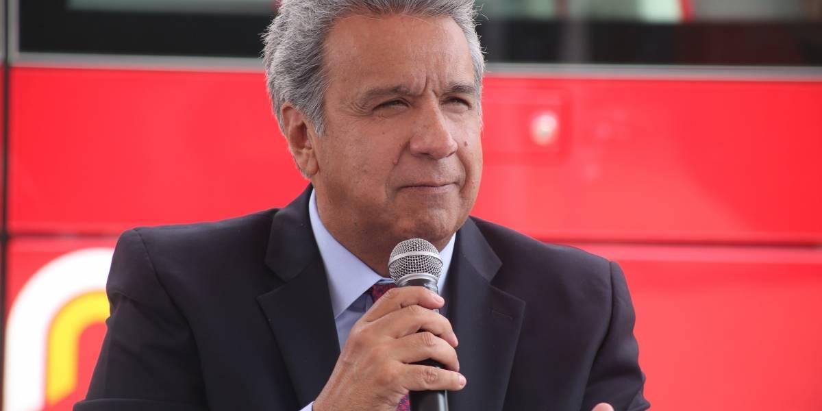 Lenín Moreno nombra nuevo ministro del Interior y de Defensa