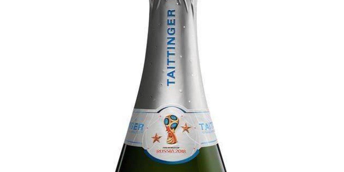 El Mundial de Rusia tendrá su propia champaña