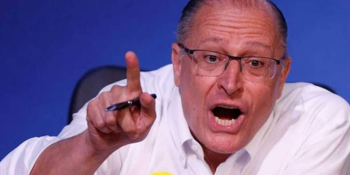 Promotor recorre de retirada de inquérito contra Alckmin