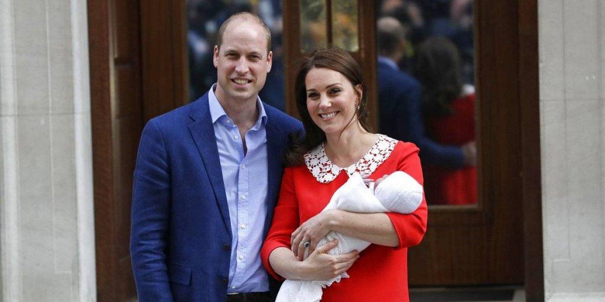 """¿El príncipe """"Lucho""""?: Casa Real británica revela el nombre del hijo de Guillermo y Kate Middleton"""