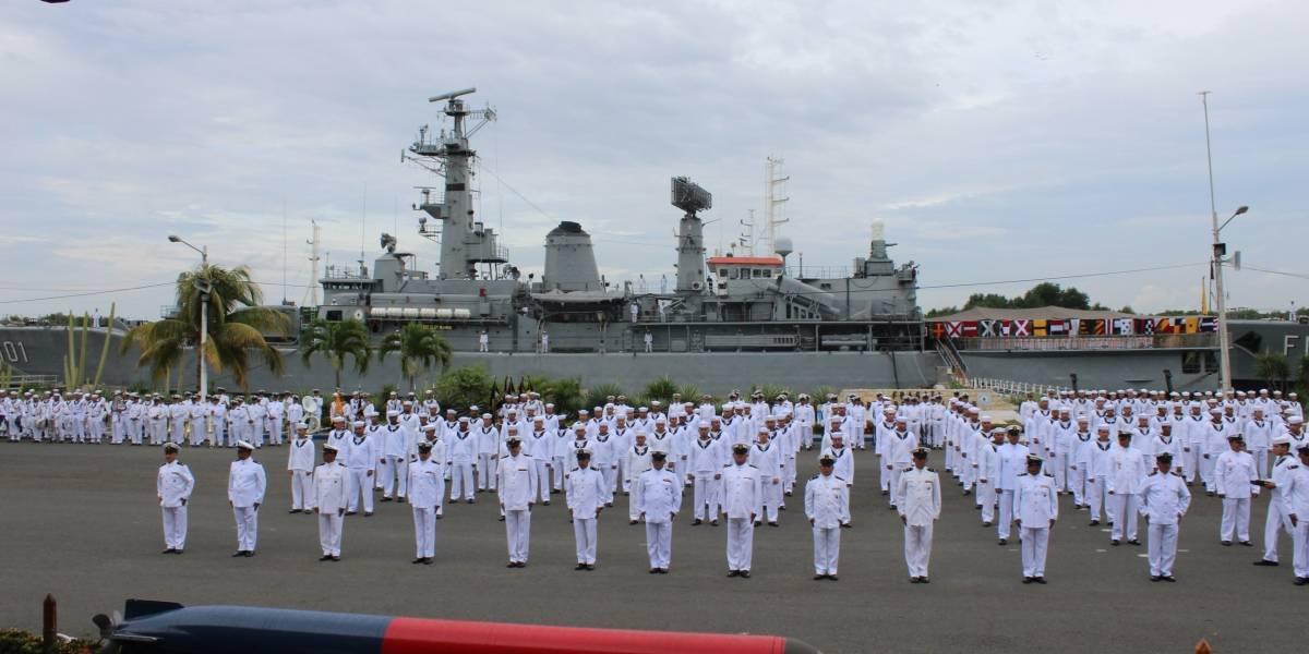 Armada del Ecuador abre reclutamiento para bachilleres