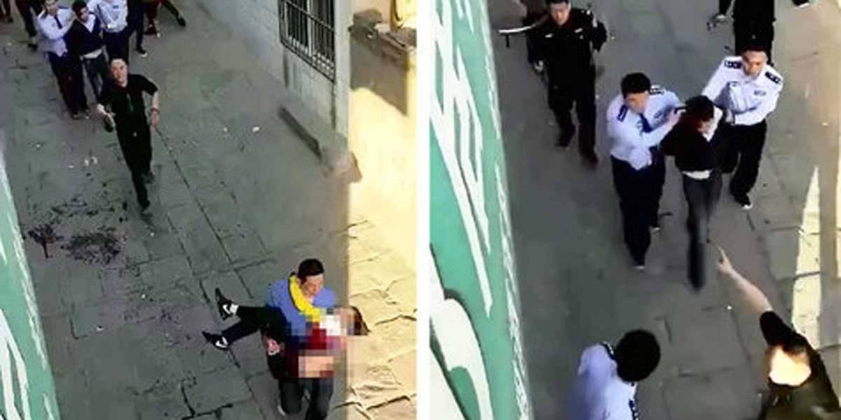 Ataque com faca deixa pelo menos 7 crianças mortas na China