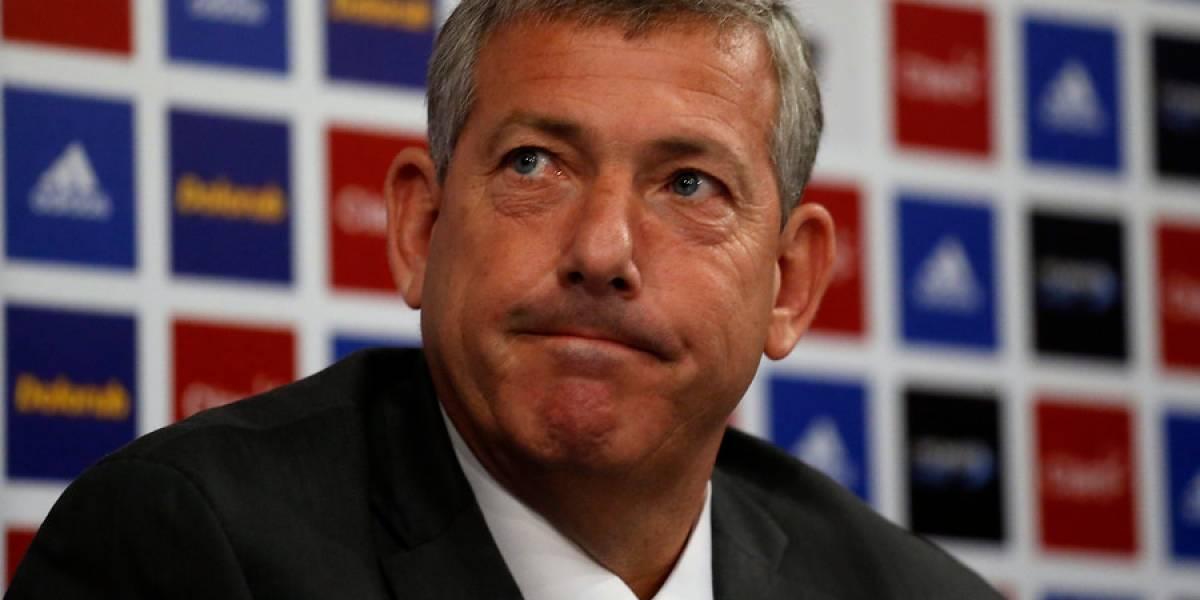 Carlos Heller no encuentra el rumbo en la cabina técnica de la U desde la salida de Martín Lasarte