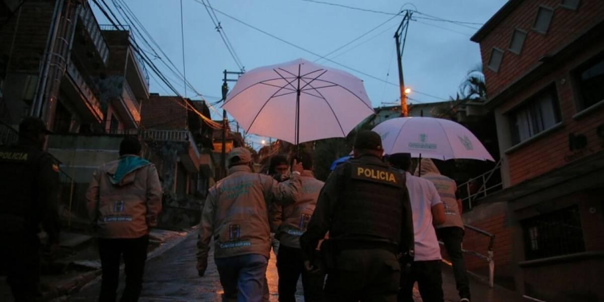 """De """"Terrorismo barato"""" tildó el secretario de Seguridad de Medellín lo que sucede en la comuna 13"""